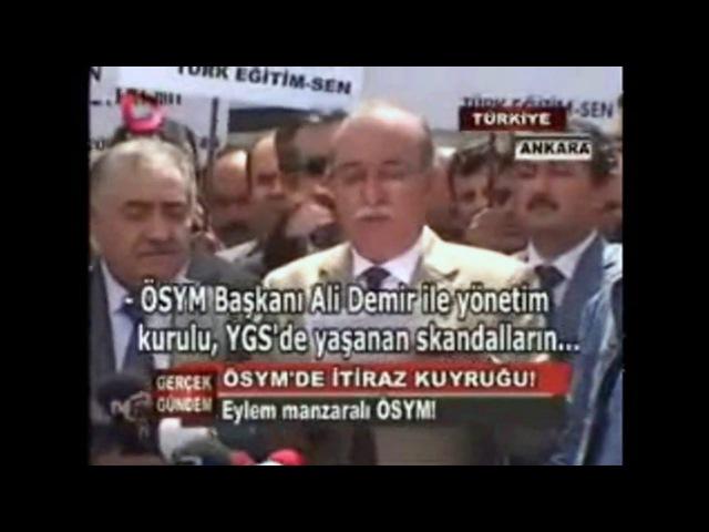 Türk Eğitim Sen YGS İptal Davası Flash Tv Gerçek Gündem