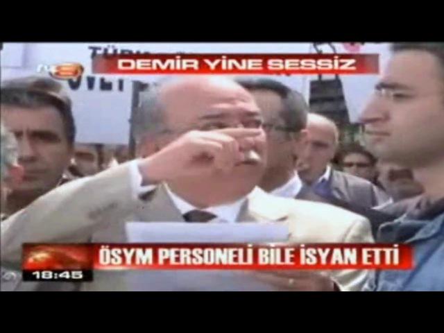 Türk Eğitim Sen YGS İptal Davası Tv8 Ana Haber