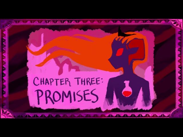Avas Demon. Chapter Three (Ава и ее демон | Демон Авы. Часть 3) {rus dub русская озвучка}