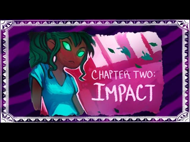 Avas Demon. Chapter Two (Ава и ее демон | Демон Авы. Часть 2) {rus dub русская озвучка}
