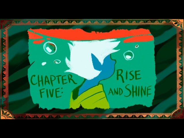 Avas Demon. Chapter Five (Ава и ее демон | Демон Авы. Часть 5) {rus dub русская озвучка}