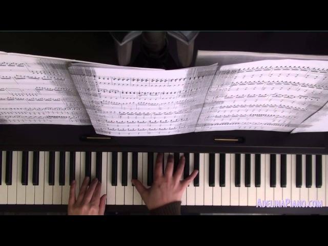 Winter non molto Piano transcription with Strings