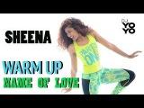 Zumba Fitness Warm Up Name Of Love Feat. Sheena Marie William &amp Dj Yoyo Sanchez