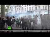 Активист: Мы не хотим, чтобы Франция стала худшей страной в Европе в отношении прав трудящихся