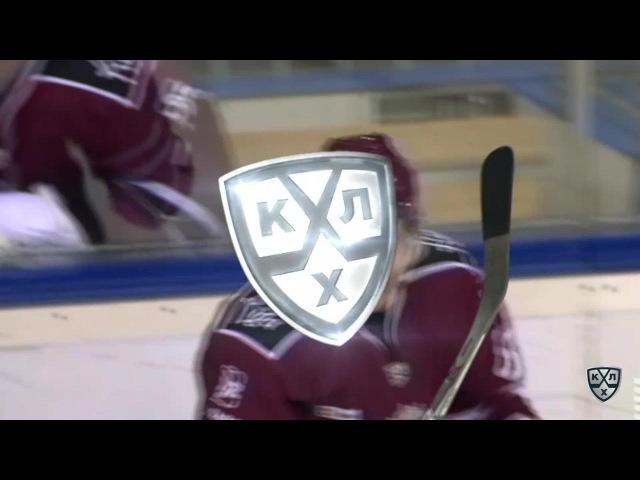 КХЛ (Континентальная хоккейная лига) - Моменты из матчей КХЛ сезона 16/17 - Гол. 2:1. Толузаков Фили