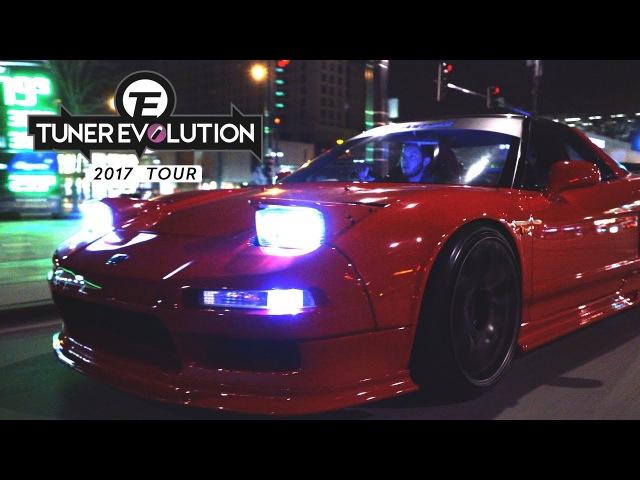 THE 2017 TUNER EVO TOUR | HALCYON