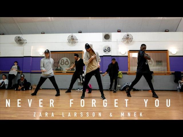 Tobias Ellehammer Choreography / Never Forget You - Zara Larsson MNEK