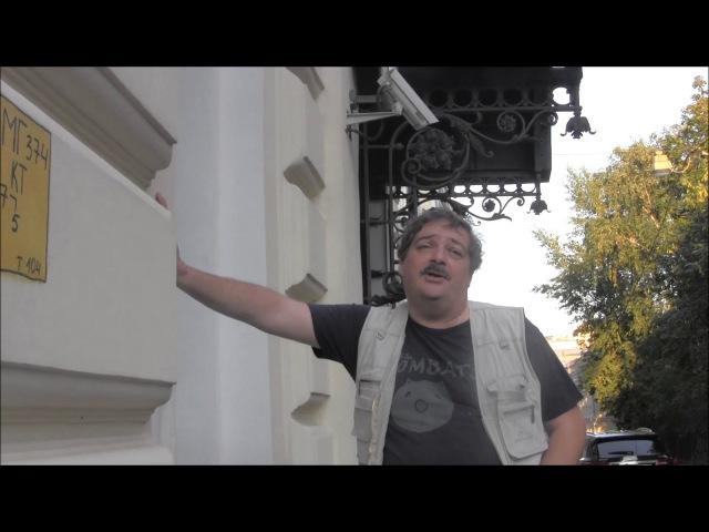 Дмитрий Быков о романе Июнь для Лабиринта