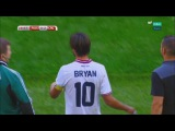 Goal Bryan Ruiz (9 october 2016, International friendly games)