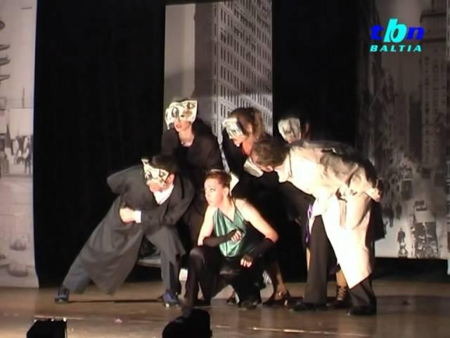 TBN Baltia клоун-мим-театр МимИГРАнты Нью-Йорк Нью-Йорк