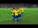GOL DE COUTINHO! Brasil 1 x 0 Paraguai - Eliminatórias da Copa 2018