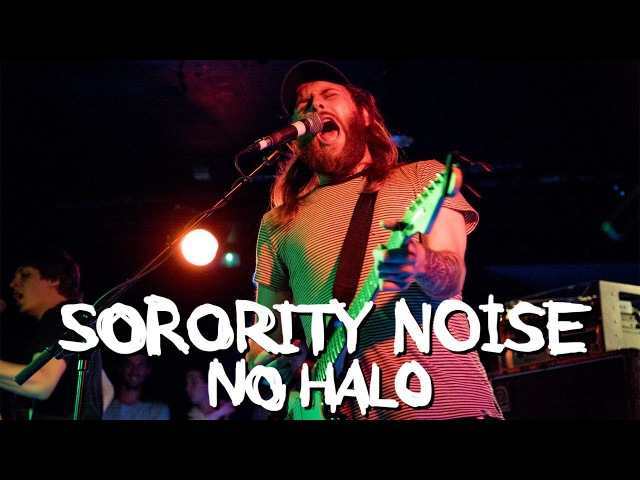 Sorority Noise - No Halo - LIVE at Camden Underworld 30/05/17