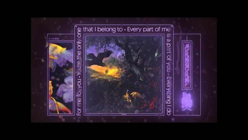 Danny L Harle - Me4U feat. Morrie (Lyric Video)