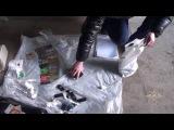 В гараже омского дорожника нашли счётчик купюр и доллары