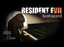 Resident Evil 7 OST - Main Theme - Go Tell Aunt Rhody (Piano Cover) 레지던트이블7 피아노커버