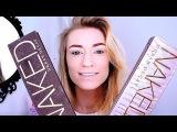 СОБИРАЛКА Дневной макияж с NAKED Макияж maybelline Собирайся вместе со мной get ready with me