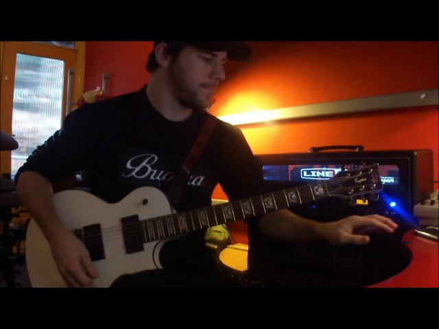 A Day To Remember Fast Forward to 2012 Guitar Cover