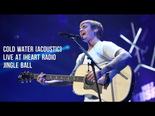 Justin Bieber - Cold Water Live @ Jingle Ball 2016, Los Angeles