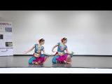 Bharatanatyam performance at Palava