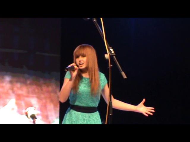 Карина Арсентьева - Два кольори (COVER/LIVE)