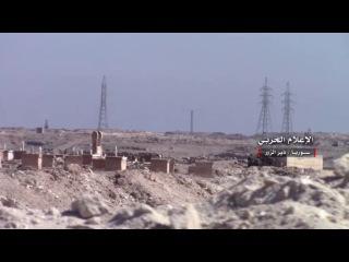 بالفيديو .. من تقدم الجيش السوري في منطقة الم