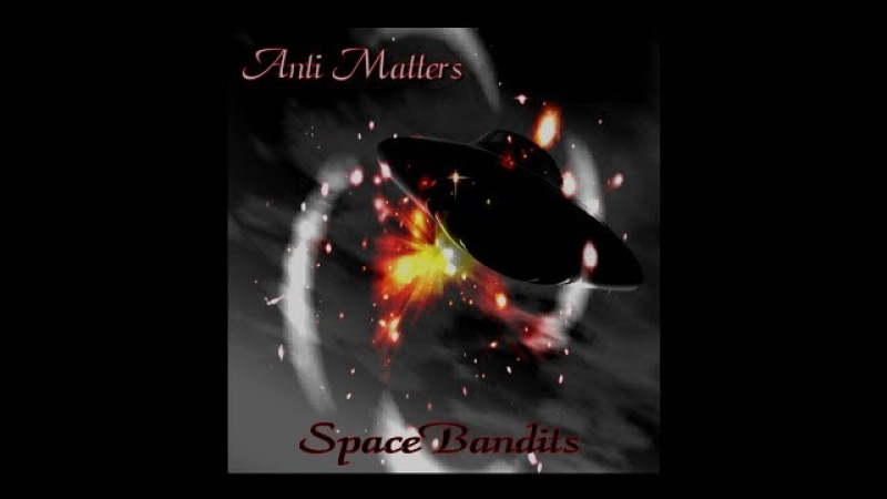 Anti matters album by Spaceband its MORTAL MYSTERY a Church of Radio moonapple production