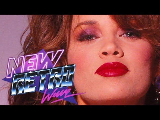 Robert Parker - '85 Again (feat. Miss K) - VHS Glitch Remix