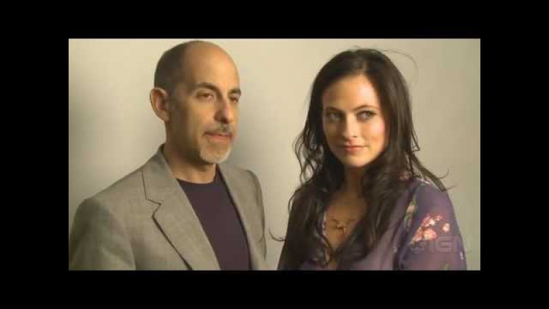 Lara Pulver and David Goyer on what to expect from Da Vincis Demons