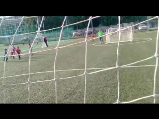 Самир на футболе