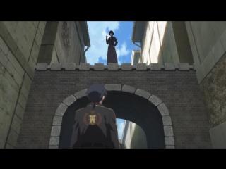 Akashic Records 12 END серия русская озвучка Lucius / Хроники Акаши худшего преподавателя магии 12