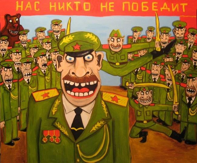 Путин будет грозить военным вторжением в Прибалтику, но на крайние меры не пойдет - у него есть украинский фронт для обострения, - Каспаров - Цензор.НЕТ 8488