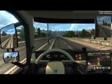 Dozkoz и Euro Truck Simulator 2. 16 стрим.