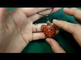 Морская черепашка • мастер-класс • polymer clay • DIY