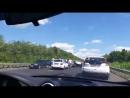 Авария на м5 с двумя погибшими