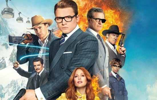 Kingsman The Golden Circle In Hindi Dubbed