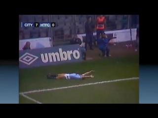 Манчестер Сити 10:1 Хаддерсфилд Таун.