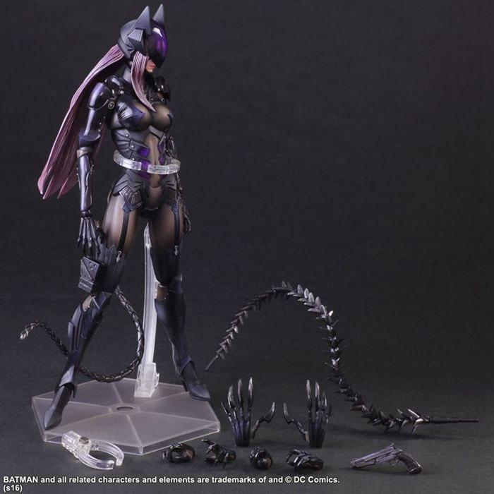 Рубрика Круто но покупать я это конечно не буду - Коллекционная фигурка Catwoman