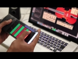 WhammyPhone_ Bending Sound with a Flexible Smartphone
