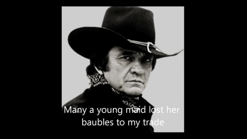 Johnny Cash Highwayman with Willie Nelson, Waylon Jennings Kris Kristofferson With lyrics
