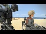 LEGO Star Wars «Изгой-один: Скариф»