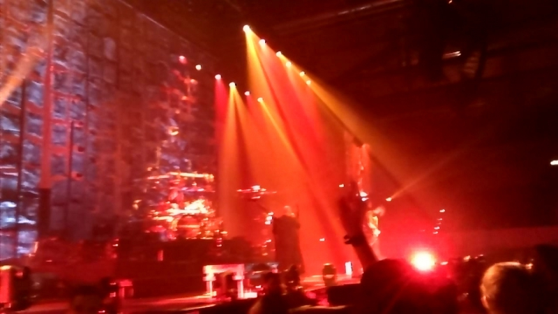 Disturbed - Prayer live (Hamburg Sporthalle 13.02.2017)