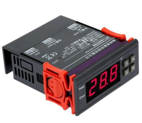 Админ выручай нужен терморегулятор на 12 вольт от -20 и до +130 примерно да и еще чтобы и текущую температуру показывал