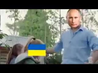 Путин в ударе )