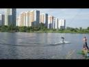 Очень хорошо проводить свободное время вот так, на воде.