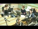 [160412] Super Junior Kiss the Radio - Sukira / Сукира - Чансоб (ChangSub) и Ынкван (Eunkwang) (BTOB) (рус.саб)