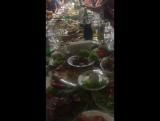 Ужин в Тбилиси