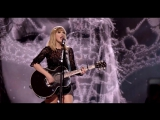 Taylor Swift - I Dont Wanna Live Forever (Live at Super Saturday Night 2017)
