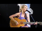 Taylor Swift - Lose Yourself (Eminem cover on Speak Now World Tour, Grand Rapids, Michigan 2011)