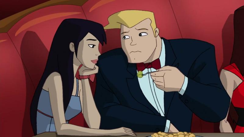 Грандиозный Человек-паук 2 сезон 10 серия (2008 – 2009) 720p