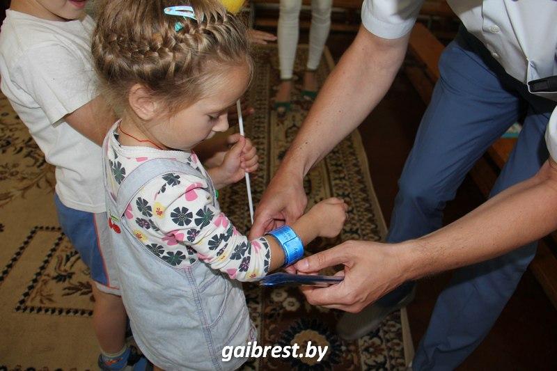 Чужих детей не бывает: благотворительную акцию провели сегодня сотрудники ГАИ